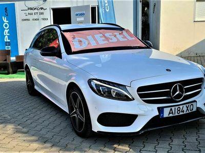 usado Mercedes C200 SW CDI 136cv AMG