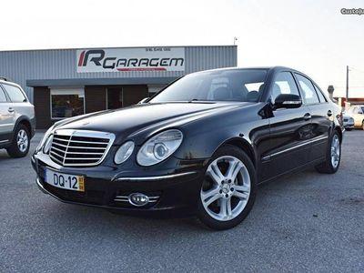 usado Mercedes E280 CDI AVANTGARDE