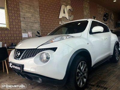 usado Nissan Juke 1.5 dCi Acenta