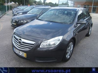 usado Opel Insignia ST 2.0 CDTi Edition ecoFLEx (130cv) (5p) Viatura de retoma