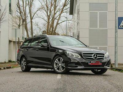 usado Mercedes E220 Avantgarde Auto Nacional