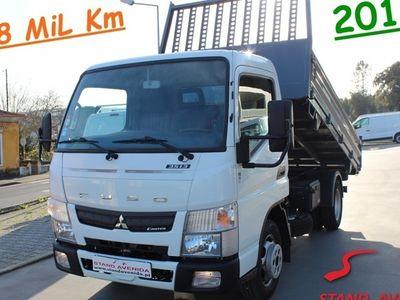 brugt Mitsubishi Canter Fuso3S13 TRI-BASCULANTE // 2016 // 18.000 KM