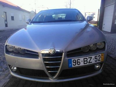 brugt Alfa Romeo 159 sport