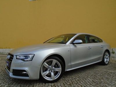usado Audi A5 2.0 TDi Multi. S-line