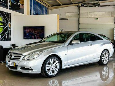 usado Mercedes E250 CDi Avantgarde BlueEfficiency Auto.