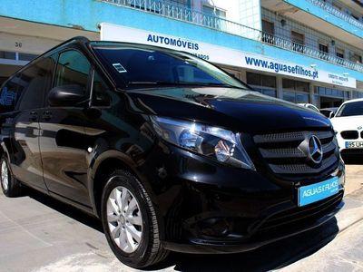 gebraucht Mercedes Vito Tourer Longa 111 CDi 9L Selec