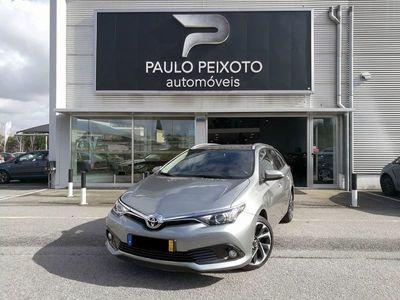 usado Toyota Auris Touring Sports 1.4 D-4D SPORT+NAVI