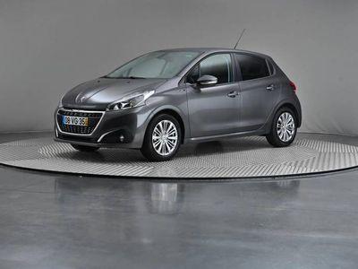 usado Peugeot 208 1.2 PureTech Signature