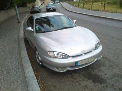usado Hyundai Coupé Coupe