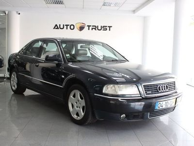 usado Audi A8 2.5TDI V6 Quattro