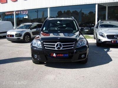 brugt Mercedes GLK220 Classe GLKCDi Executive BE Aut. (170cv) (5p)