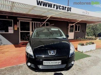 usado Peugeot 5008 1.6 HDi Premium
