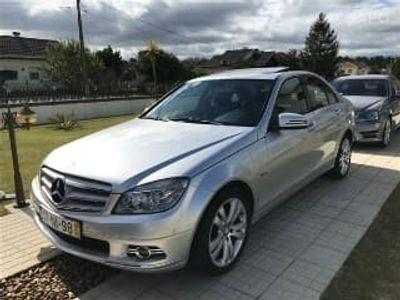 usado Mercedes C220 ClasseCDi Avantgarde (170cv) (4p)