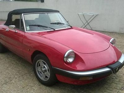 usado Alfa Romeo Spider Série 3,cabrio