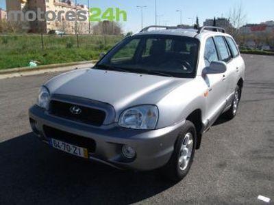 usado Hyundai Santa Fe 2.0 CRDi 4x4 FAMILY