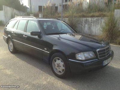 usado Mercedes C250 Turbo Diesel -