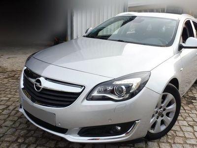 usado Opel Insignia Sports Tourer 1.6 CDTi