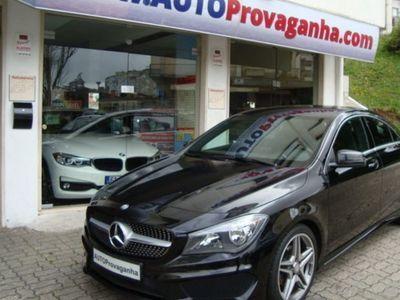 usado Mercedes CLA180 CDI AMG