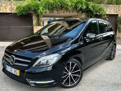 usado Mercedes B200 CDi BlueEfficiency