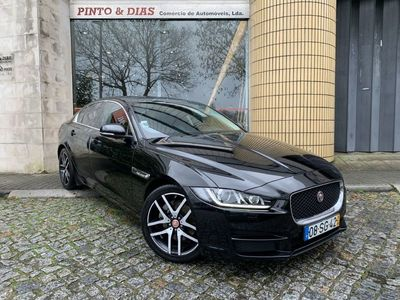 usado Jaguar XE 2.0D Premium Auto