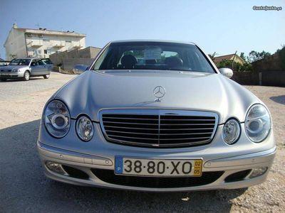 usado Mercedes E270 2.7 CDI