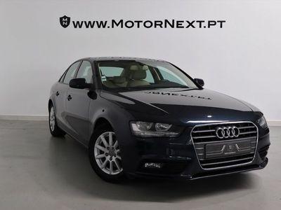 usado Audi A4 2.0Tdi Exclusive (Nacional)