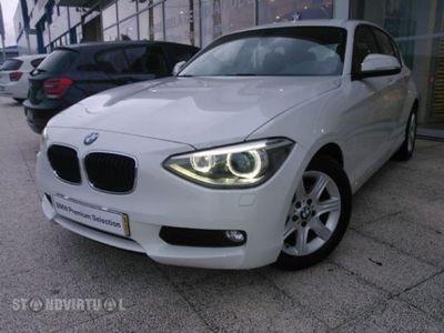 usado BMW 116 Serie-1 d Efficient Dy