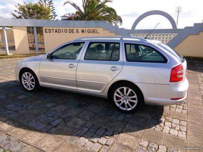 usado Skoda Octavia Combi 2.0TDi RS 170 -