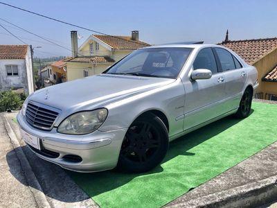 usado Mercedes S400 CDI Avantgarde V8