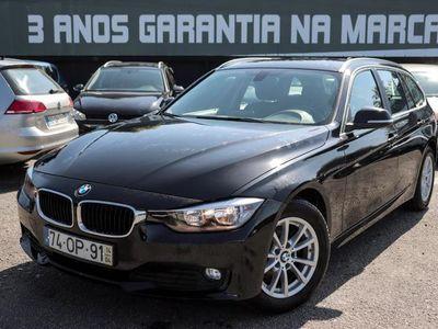 usado BMW 318 d Auto Touring GPS