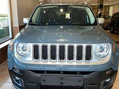 usado Jeep Renegade Limetd