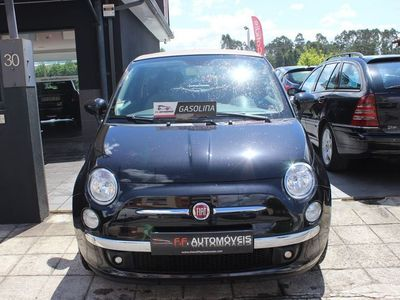 usado Fiat 500C C