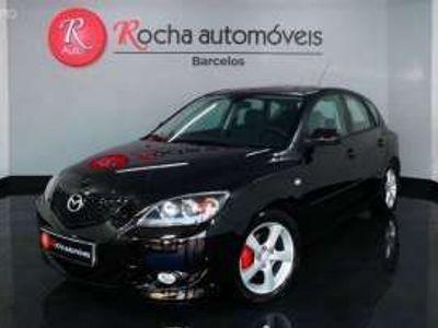 usado Mazda 3 MZR 1.6 CD Sport (109cv) (4p)