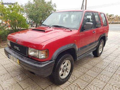 usado Opel Monterey 3.1D