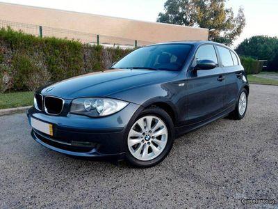 usado BMW 118 d GPS p