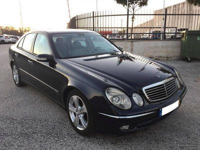 usado Mercedes E270 CDI Avantg. Nacional
