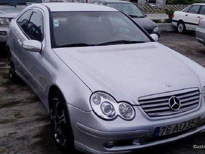 usado Mercedes C220 Class