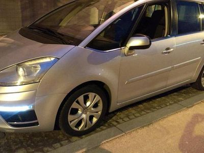 usado Citroën Grand C4 Picasso Full Exclusive 7 lug