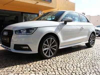 usado Audi A1 1.4 TDI (90 cv) Sline Admired. Nacional, NOVO, Só 100 km