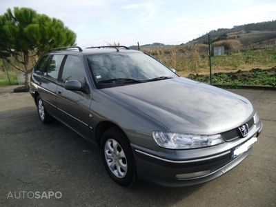 usado Peugeot 406 Break 2.0 HDi Executive (110cv) (5p)