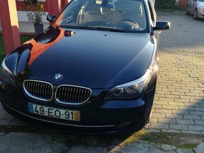 brugt BMW 520 520 D 177Cv