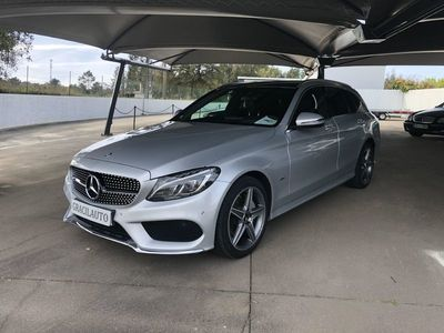usado Mercedes C220 d AMG