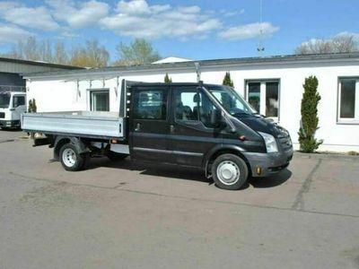 usado Ford Transit Cabine dupla 2.2 125cv caixa aberta