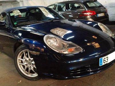 usado Porsche Boxster 2.7 Sport