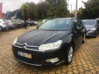 usado Citroën C5 Tourer 1.6 HDI EXCLUSIVE GPS