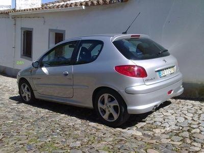 usado Peugeot 206 CC 1.6 Quicksilver