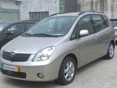 usado Toyota Corolla Verso D4-D 2.0