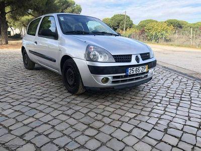 usado Renault Clio DCi 82cv