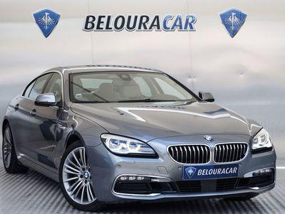 usado BMW 640 Gran Coupé D