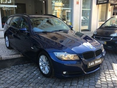 usado BMW 320 Série 3 d Touring Navigation (184cv) (5p)